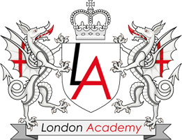 London Academy on-line training company. London, UK.